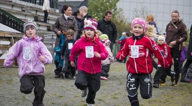 Fireløpsserien: Resultater løp 1 – 2014