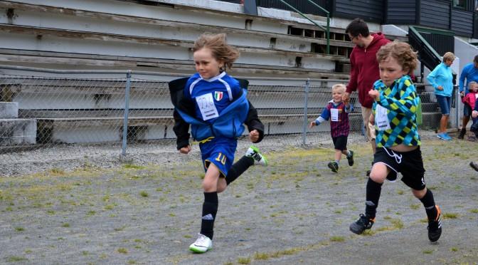 Fireløpsserien: Resultater løp 2 – 2014