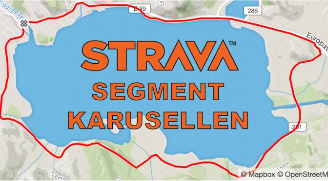 STRAVA SEGMENT KARUSELLEN – 10. mai