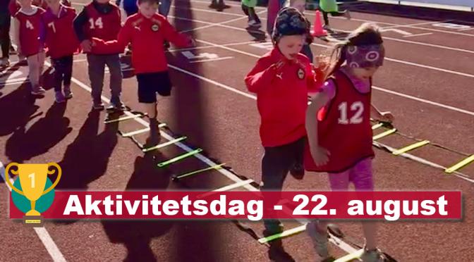 Premie til alle: Aktivitetsdag for alle barn