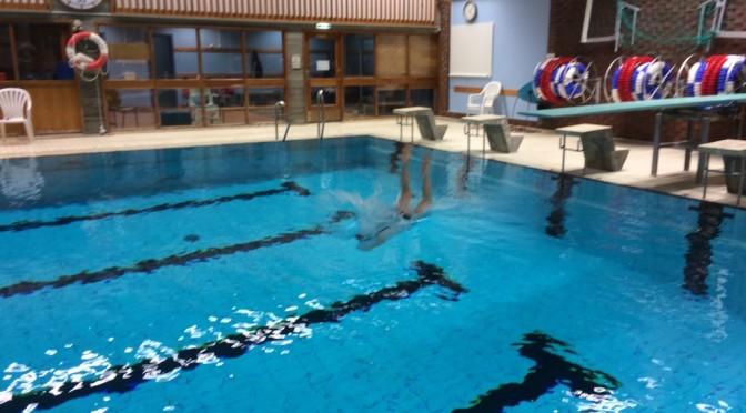 Svømmetrening for 7.klasse-senior